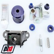Gear Linkage Repair Rebuild Kit Subaru Impreza Turbo WRX STi 96-05 5 Speed